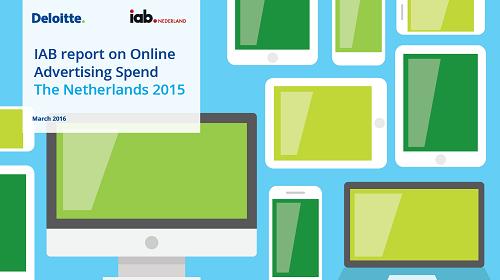 Deloitte IAB report on Online Advertising Spend