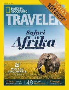 G+J Media National Geographic Traveler maart 2016