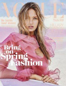 G+J Media Vogue mei 2016