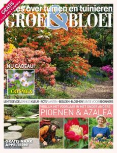 Groei en Bloei Media Groei en Bloei mei 2016