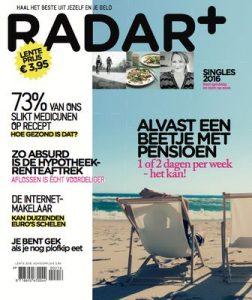 Hilversumse Media Compagnie RADAR+ nr 2 2016