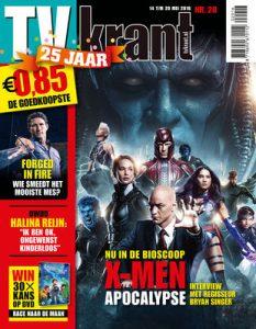 Hilversumse Media Compagnie TV Krant nr 20 mei 2016