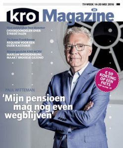 KRO Magazine nr 20 mei 2016