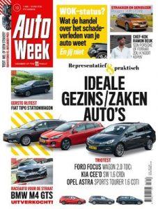 Sanoma Autoweek nr 19 mei 2016