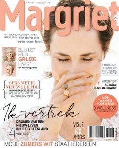 Sanoma Margriet nr 20 mei 2016