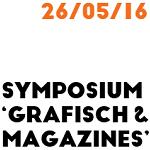 Symposium 'Grafisch & Magazines'