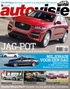 TMG Autovisie nr 10 mei 2016