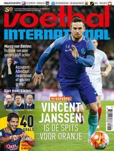 Voetbal International VI nr. 20 mei 2016