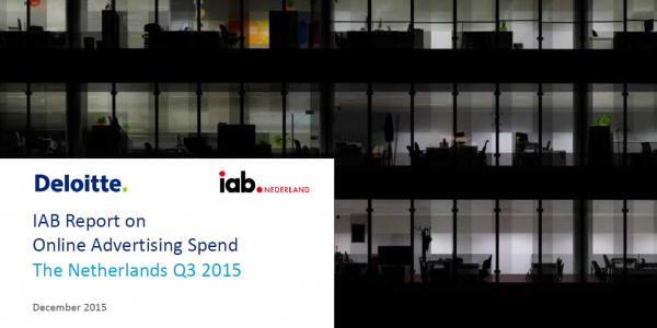 IAB ad spend study Q3 2015