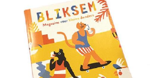 tijdschrift Bliksem
