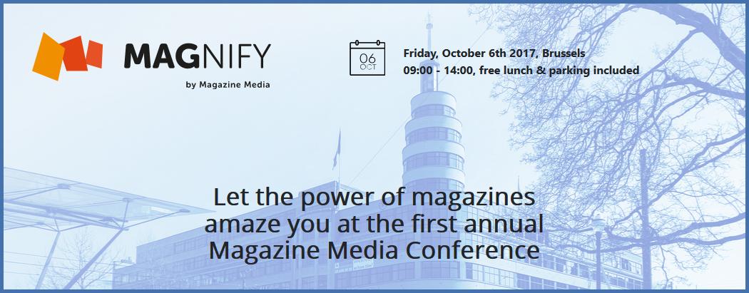 Magnify by magazine media
