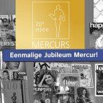 Surpise de eenmalige Jubileum Mercur