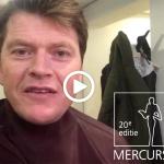 Presentator MERCURS 2017: Beau van Erven Dorens