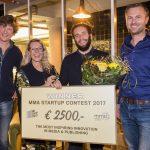 Winnaar MMA Startup Contest 2017: Poool!