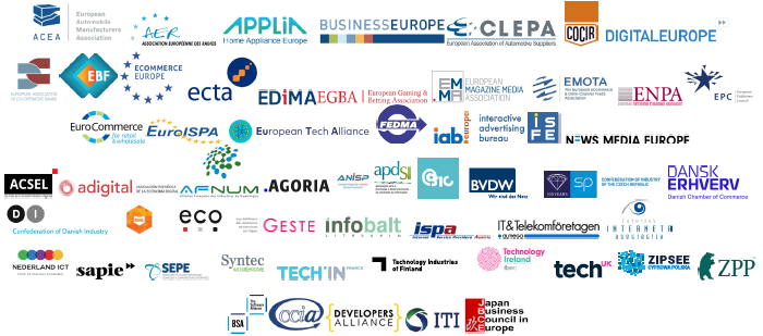 Joint industry letter on the future of the ePrivacy Regulation