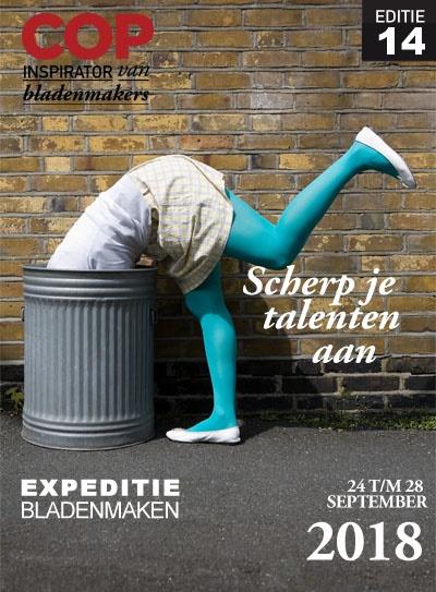 Expeditie Bladenmaken 2018