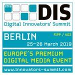 Digital Innovators' Summit Berlijn 25 & 26 maart 2019